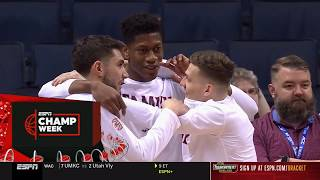 2019.03.14 NC State Wolfpack vs #2 Virginia Cavaliers Basketball (ACCT)