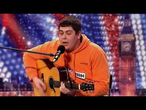 Michael Collings - Britain's Got Talent 2011 Audition - itv.com/talent