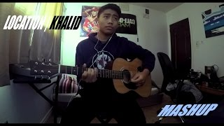 download lagu Khalid - Location Mashup Don't,or Nah Cover By Brian gratis