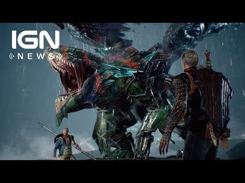 Scalebound Coming to PC - IGN News