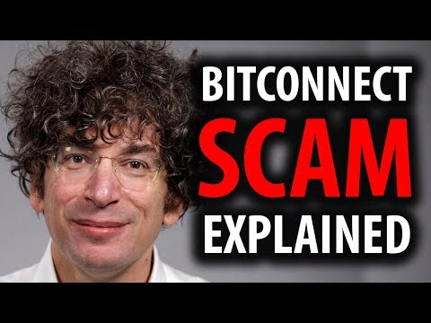 Bitcoin News: Bitconnect Scam & Crypto Crashes EXPLAINED