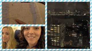 Beautygloss vlog 24 ❤ New York, KLM, Trump Soho