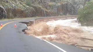 Amazing Monster Flash Flood Caught On Camera ✔P39
