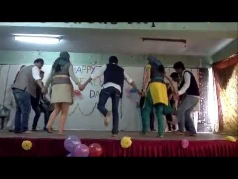 Himachali Natti By Mca Students video