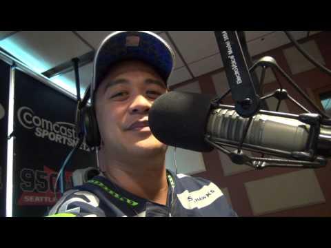 My radio interview with Brian Abker on Sportsradio 950 KJR!