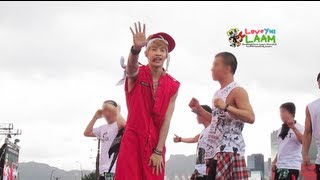 [Fancam]130701 Henry - Holiday@HK Dome Festival