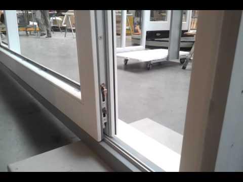 Montaż progu drzwi zewnętrznych
