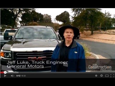 2015 Chevy Silverado and GMC Sierra 2500 HD Pickup Truck