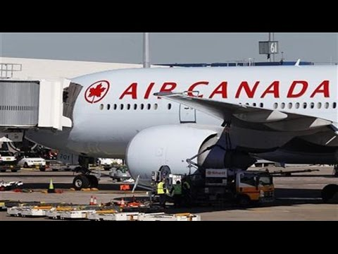 Air Canada Flight Lands In Calgary After Strong Turbulence