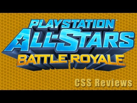 CSS Reviews: Playstation All-Stars Battle Royale