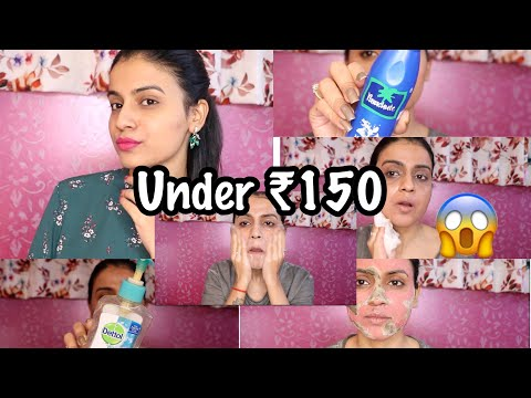 NIGHT TIME SKINCARE ROUTINE FOR ACNE PRONE SKIN |Affordable Skincare for School/College Girls & Boys