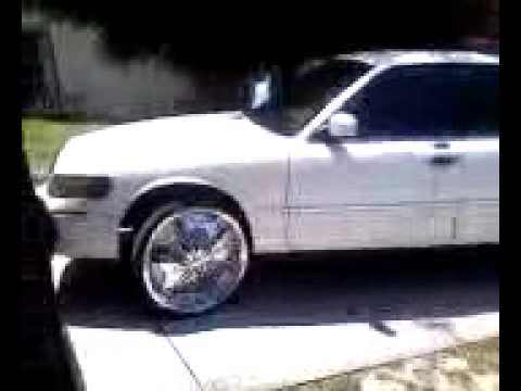 Grand Marquis on 24