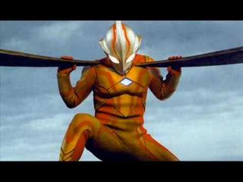 Ultraman Mebius Theme Song video