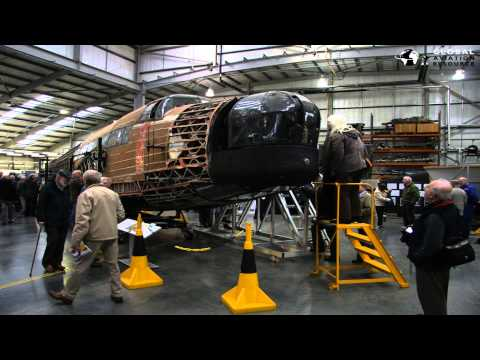 Wellington Aviation Museum Moreton-in-March Gloucestershire