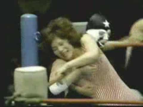 japan women wrestling