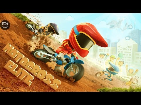 MOTOCROSS ELITE FREE - FHD Android Gameplay Extreme Bike Racing Games For Kids - BIKE RACER - Motor