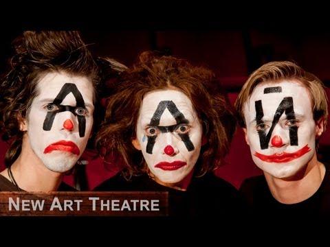 Есть билет? Новый Арт Театр.