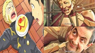 Funny Anime Memes Of All The Time || Only True Attack On Titan Fans Will Find Funny #1