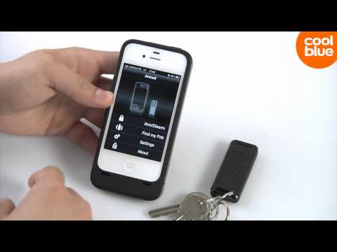 Kensington BungeeAir & Power Apple iPhone 4 / 4S review en unboxing (NL/BE)