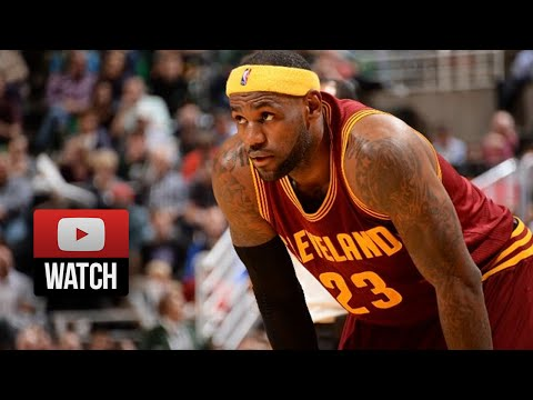 Lebron James Full Highlights at Jazz (2014.11.05) - 31 Pts