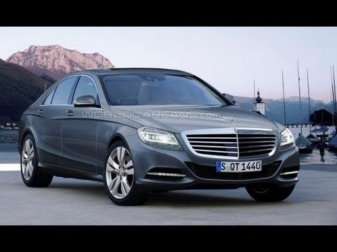 2014 mercedes s550 vs w221 mercedes s550 youtube for 2014 mercedes benz s550 review
