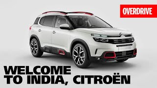 Citroën's plans and C5 Aircross revealed for India by Carlos Tavares | OVERDRIVE