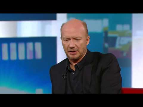 Paul Haggis On George Stroumboulopoulos Tonight: INTERVIEW