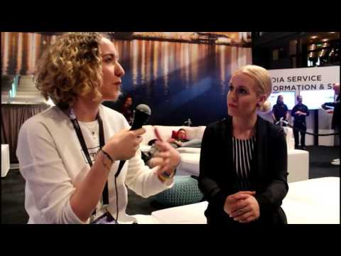 Interview-Greta Salome (Iceland Eurovision 2016)-After Semi Final 1