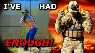 Airsoft Cheater TESTS MY PATIENCE. I've had ENOUGH!