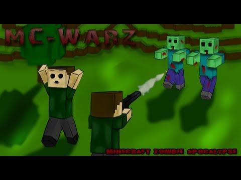 Minecraft WarZ Server Trailer