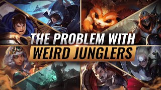The BIGGEST Problem With Riot's Balance Changes for Jungle - League of Legends Season 10