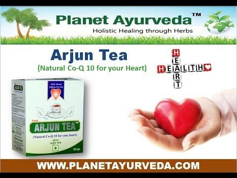 Arjun Tea - A herbal tea for health