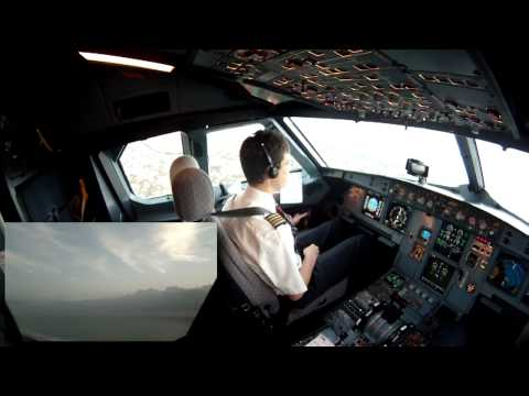 COCKPIT VIEW - TAKEOFF