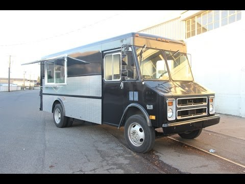 Mobile food truck for sale youtube for Gmc motors near me