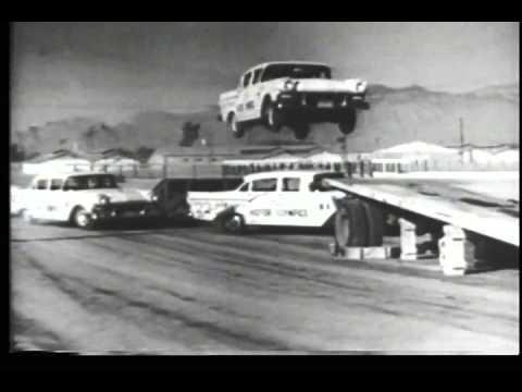 Motor Thrill Show - 1957