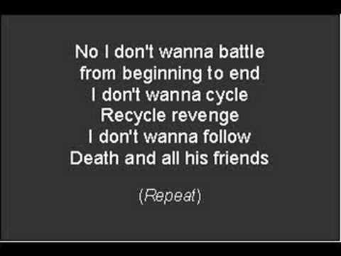 death and all his friends lyrics