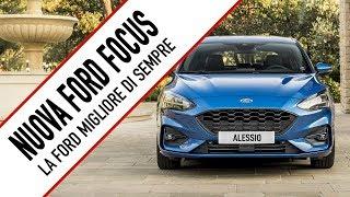 Prova NUOVA FORD FOCUS 2018: La Ford Migliore Di Sempre?