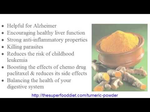 Turmeric Powder Benefits - The Super Food Diet