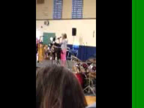 Post middle school talent show 2015