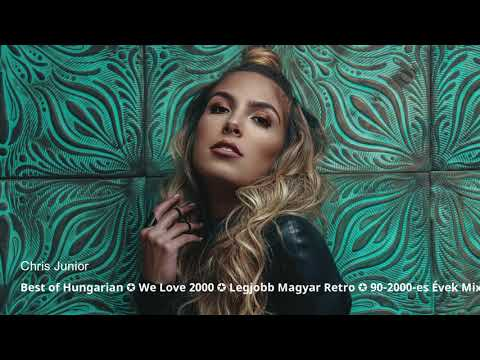 Best of Hungarian ✪ We Love '00 ✪ Legjobb Magyar Retro Diszkó ✪ '90-'00es Évek Mix ✪ @JuniorCast001