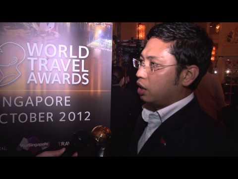 Sok Rayan, sales manager, Prince d'Angkor Hotel & Spa