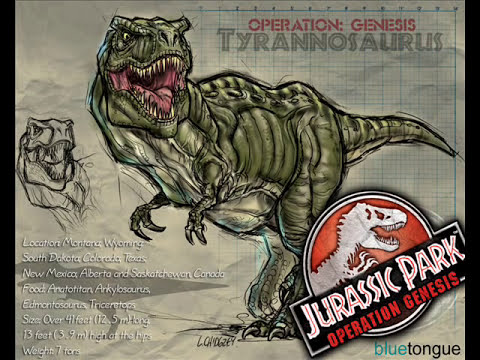 Jurassic Park: Operation Genesis Dino Theme Songs