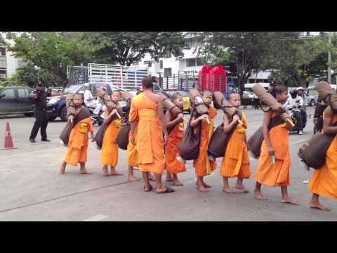 Dhammachai Duthanga (April 2-6, 2012)
