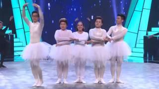 TOP 5 BƯỚC NHẢY NGÀN CÂN 2016 | TẬP 9 (30/10/2016)