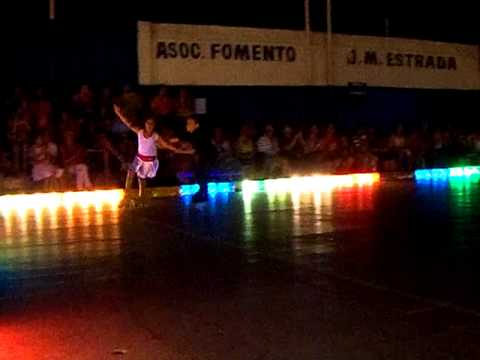 Club Estrada Patin Artistico DIRTY DANCING 2012 