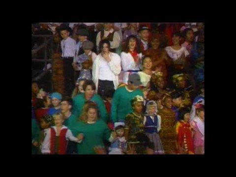 Michael Jackson: Heal the World (superbowl performance)
