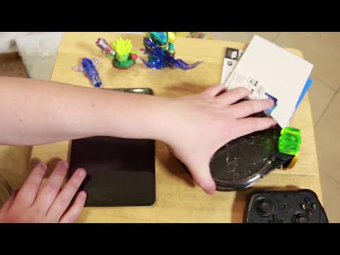 Skylanders Trap Team Unboxing Tablet Version