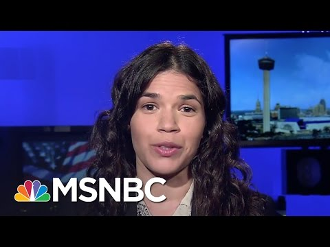 America Ferrera Weighs In On 2016 Race | MSNBC