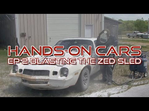 Hands-On Cars 2 - Online TV Series from Eastwood & Kevin Tetz - EP 2 Blasting The Camaro!
