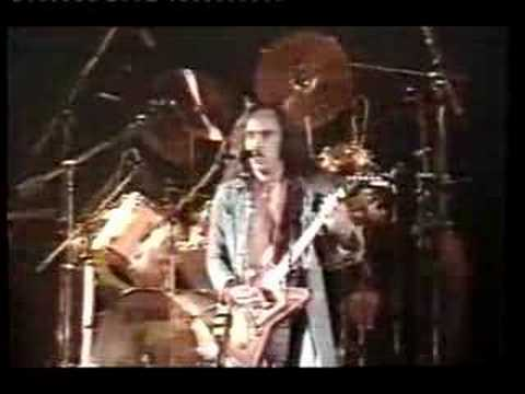 Blackfoot - Too Hard To Handle (live '82) Music Videos